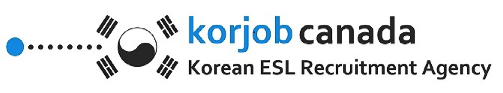 Korean ESL Recruitment Agency KORJob in Canada LOGO
