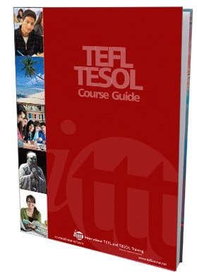TEFL and TESOL course book at ITTT
