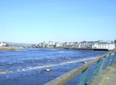 bundoran, ireland ocean view