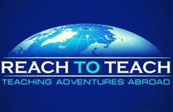 reach-to-teach blue website logo